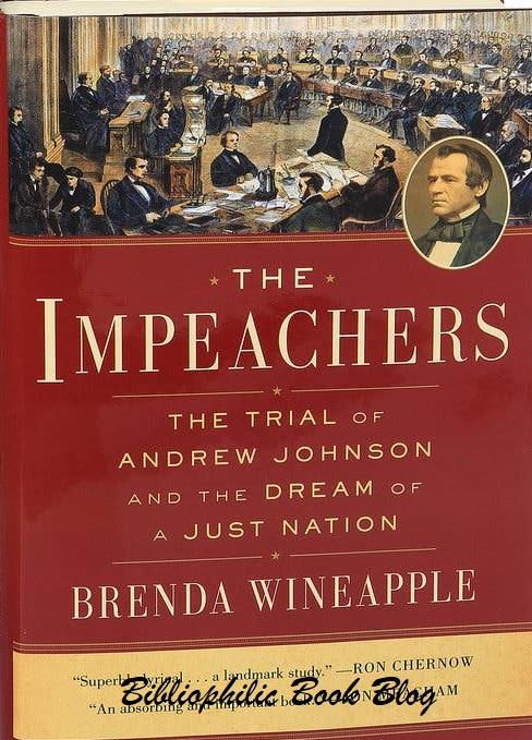 Impeachment, Pertama Kalinya Berkeliling