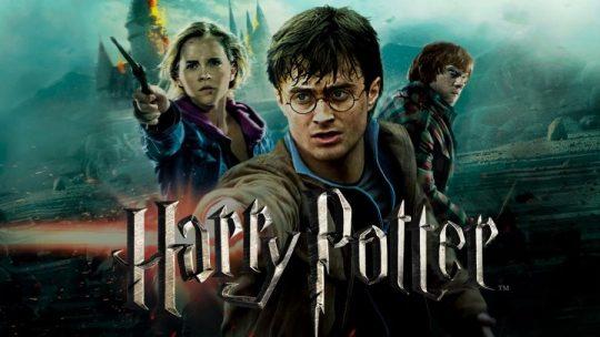 Novel Harry Potter Mencari Kisah Kematian Orang Tua kandungnya