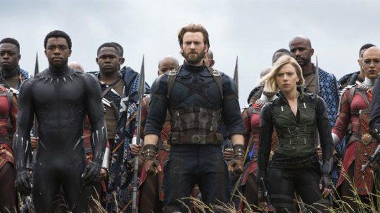 Penyelamat Dunia Dalam Tokoh Cerita Avengers Infinity War