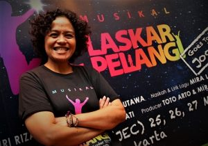 Lima Novel Indonesia Sukses di Seluruh Dunia