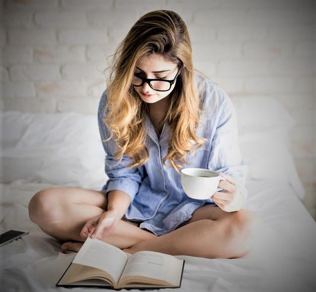 5 Alasan Untuk Mulai Membaca Dengan Penuh Semangat. Yang Keempat Sangat Penting